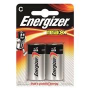 Energizer Max C Batteries 2s (ENERLR14B2MAX)